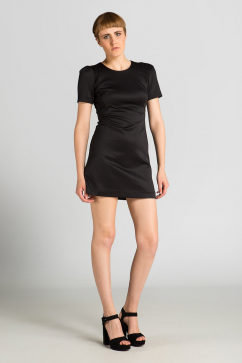 milly-sleeved-shift-dress-black