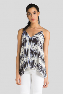 milly-v-neck-fly-away-tank-indigo