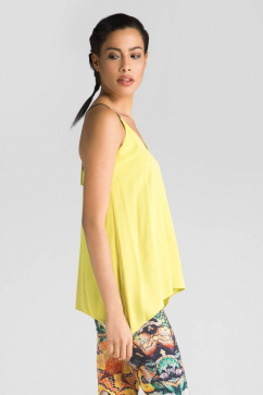 milly-v-neck-fly-away-tank-yellow