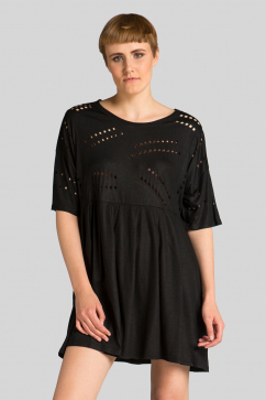 evil-twin-no-signal-baby-doll-dress-black