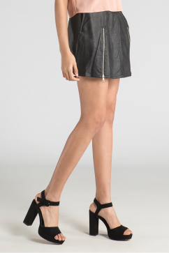 evil-twin-split-personality-zip-pleat-skirt-black
