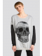 evil-twin-stress-head-flocked-sweatshirt-multicolor