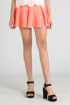 minkpink-the-only-way-skirt-neon-pembe