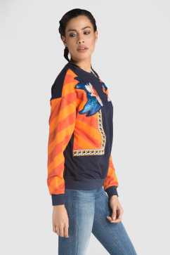 emma-cook-lux-applique-sweatshirt-turuncu