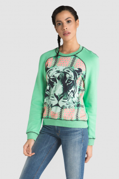 emma-cook-tiger-sweatshirt-green