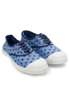 bensimon-tennis-dots-shoes-blue