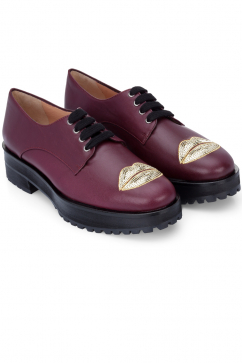 markus-lupfer-bordeaux-calf-gold-sequin-lips-shoes-bordo-dore