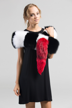 mynita-bwr-fur-stole-black-white-red