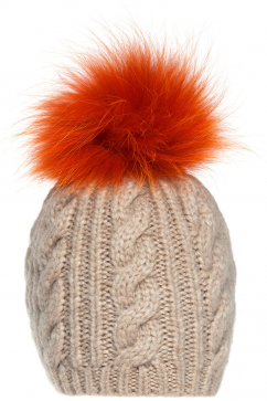 mynita-fur-pom-pom-beanie-beige-orange