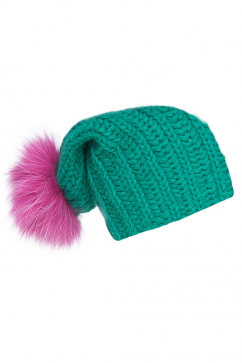 mynita-whisper-beanie-light-green-fuchia