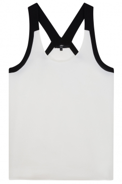 tibi-crossover-back-tank-white