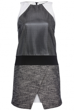 tibi-pavement-sleeveless-dress-siyah-beyaz
