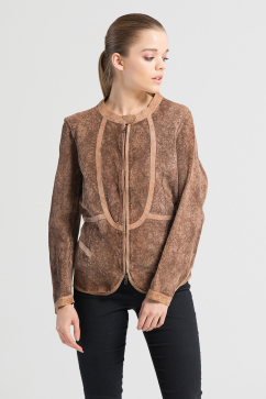 salvatore-santoro-floral-lace-leather-jacket-beige