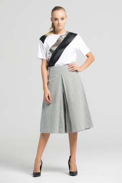 muller-of-yoshiokubo-grey-flare-culotte-skirt-grey