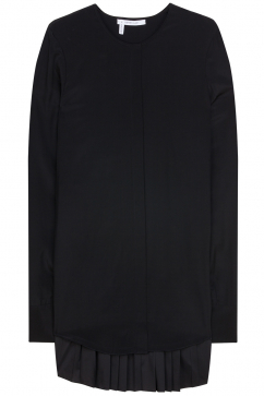 10-crosby-derek-lam-black-pleated-shirt-black